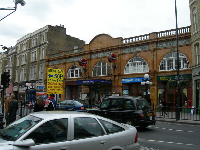 Earls Court Road Restaurants