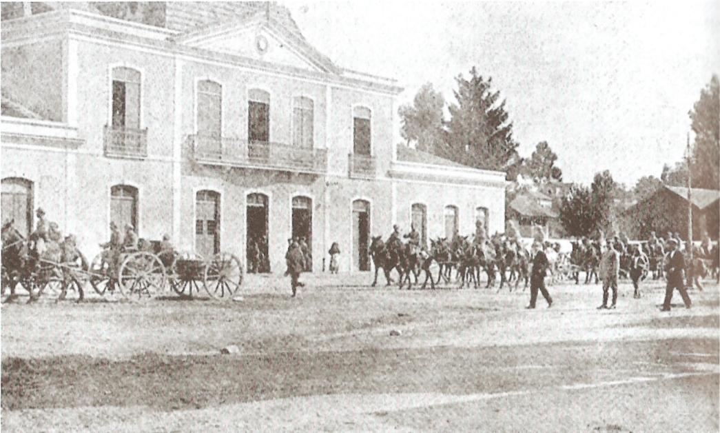 Estação Ferroviária de Viseu