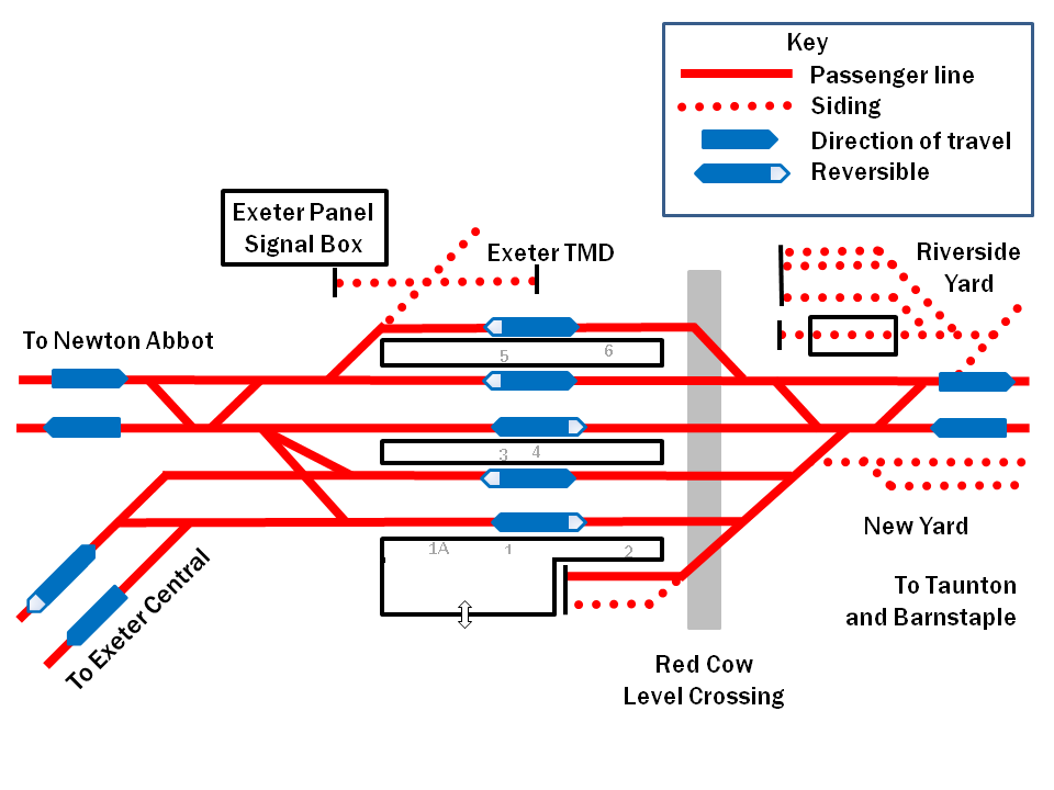 File Exeter St Davids Track Diagram Png Wikimedia Commons