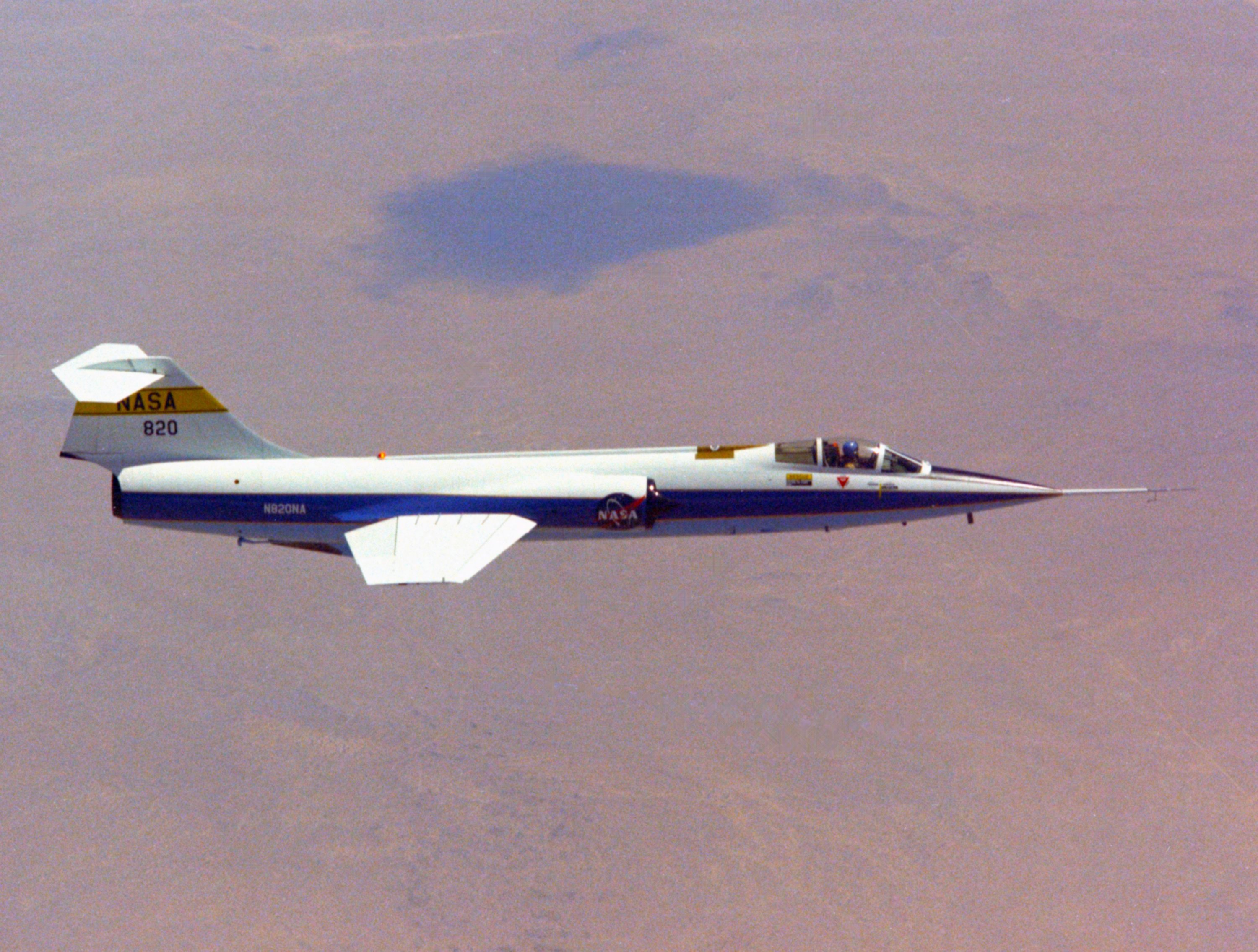 f 104 nasa dryden test fleet - photo #4