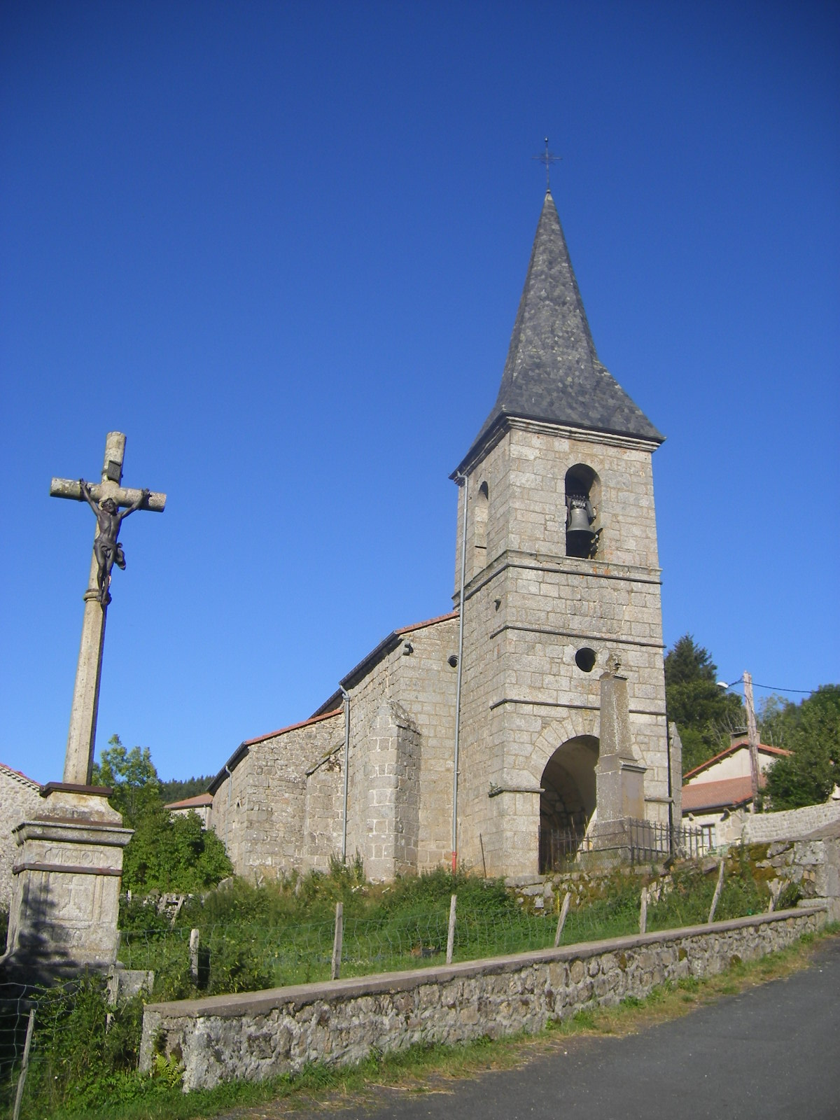 La besseyre saint mary haute loire france information for Haute loire 43