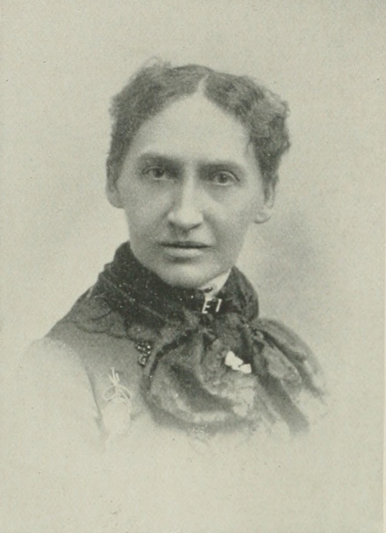 FRANCES LAURA SWIFT A woman of the century (page 714 crop).jpg