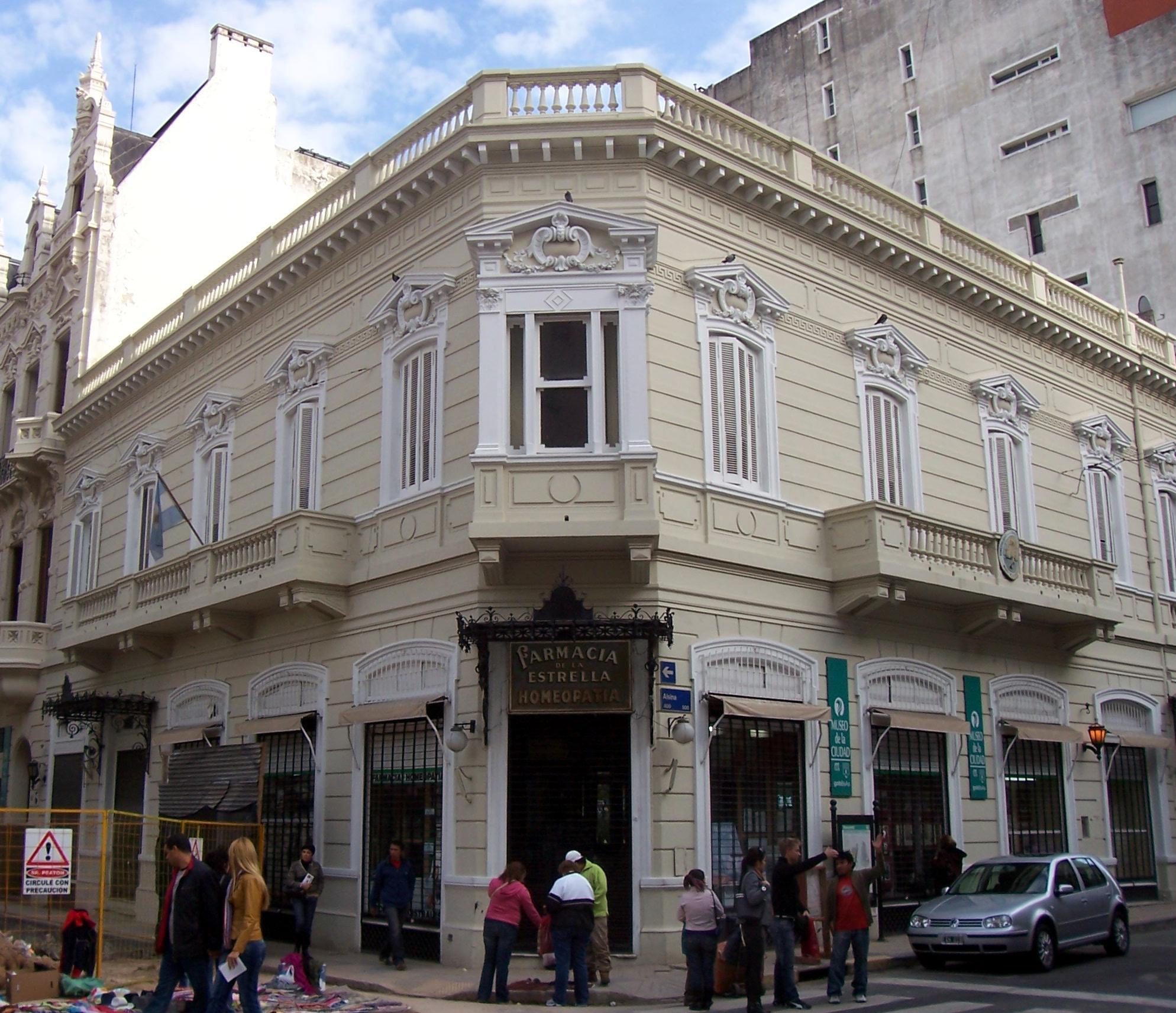 museo de la ciudad de buenos aires: