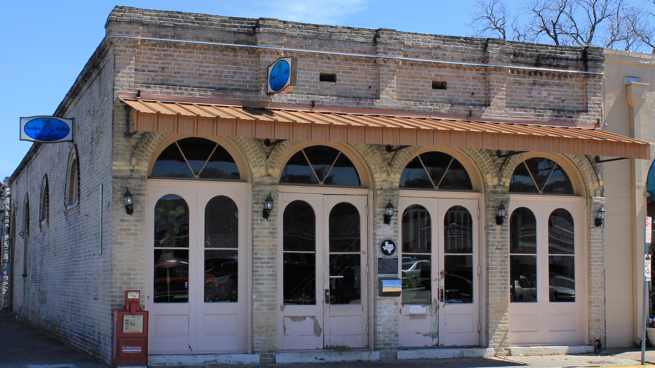File:Fellrath Building Belton Texas jpg - Wikimedia Commons