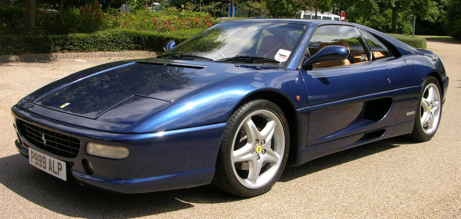 File Ferrari 355 Gts Targa F1 Flickr The Car Spy 20