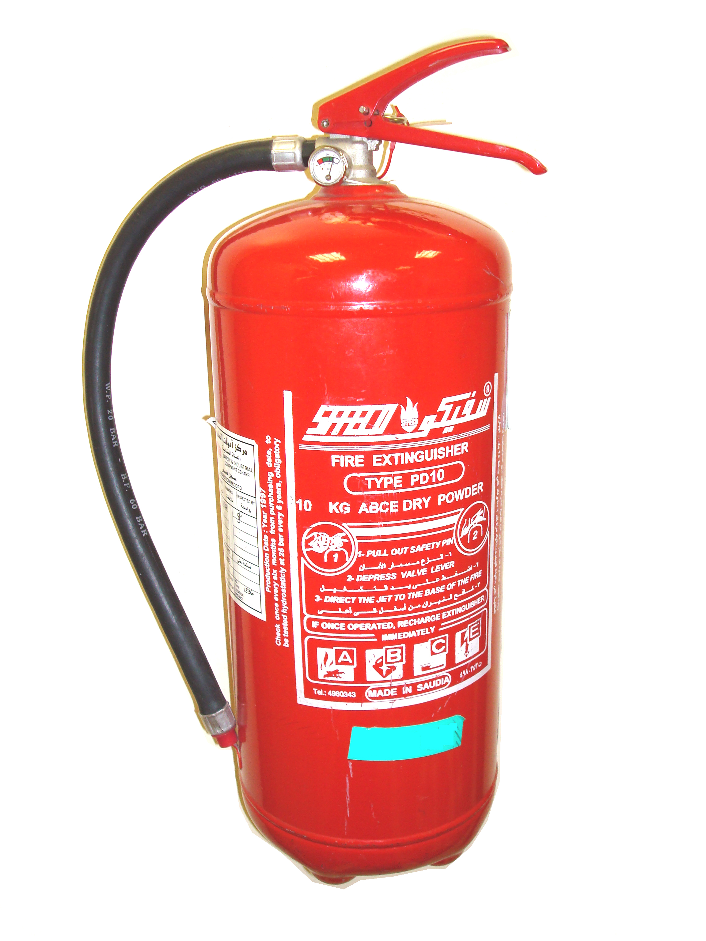Which Extinguishers Are Best For Paint Fires