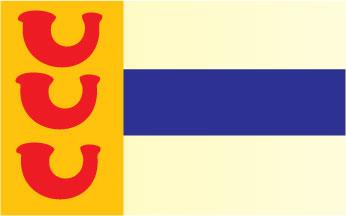 Vlag van de gemeente Weert