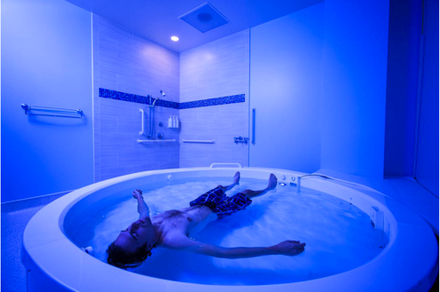 isolation tank therapy
