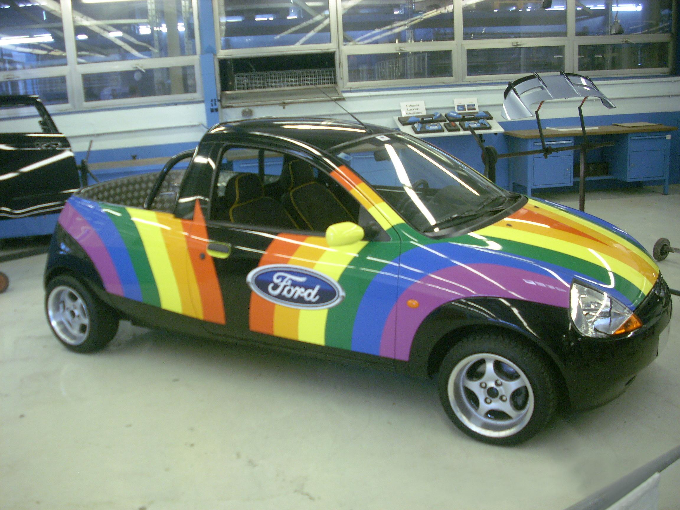 Rainbow Lautsprecher   Cm   Mercedes Slk