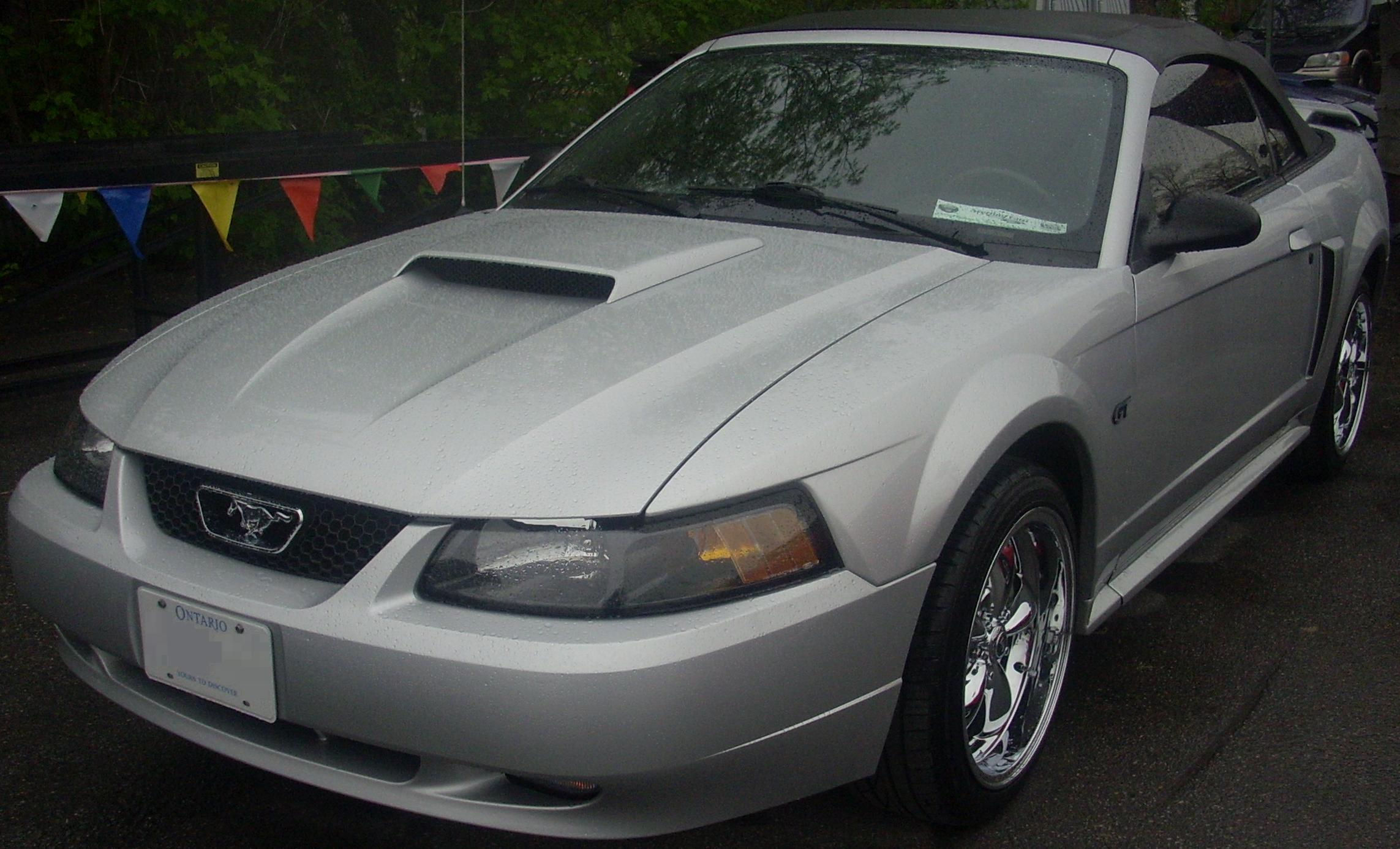 Fileford sn 95 mustang gt convertible sterling ford jpg