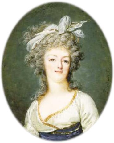 Marie-Antoinette in Art - Page 2 Fran%C3%A7ois_Dumont_-_Portrait_miniature_of_Marie-Antoinette_-_1790_ca.