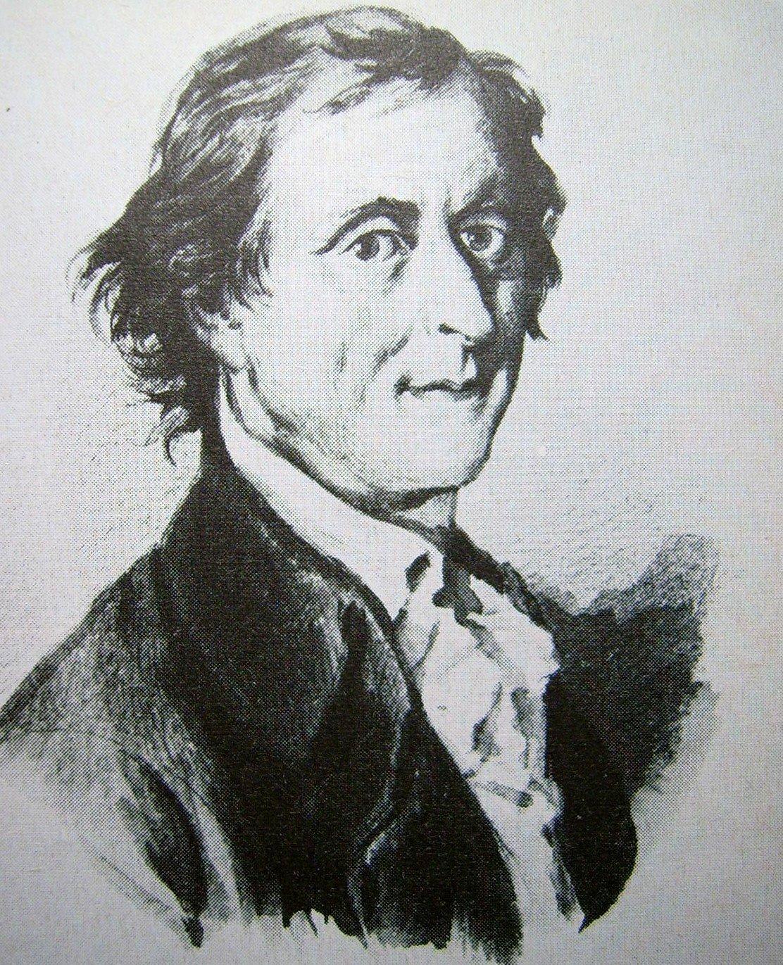 Franz Carl Achard - Erfinder der Zuckerraffination (Quelle: Wikipedia)