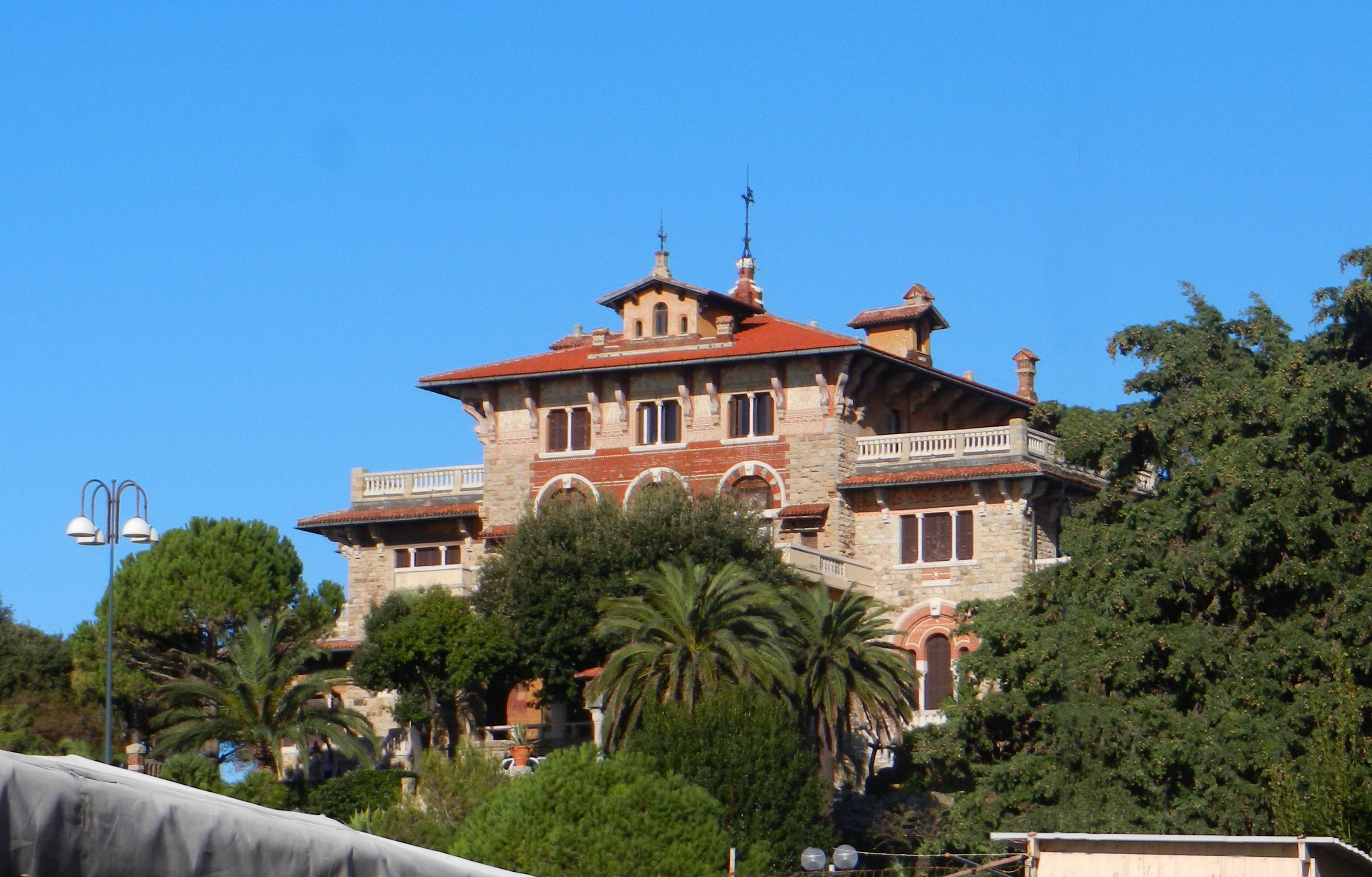 Via Di Villa Pamphili