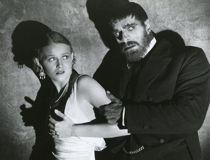 File:Gloria Stuart and Boris Karloff in The Old Dark House.jpg - Wikimedia  Commons