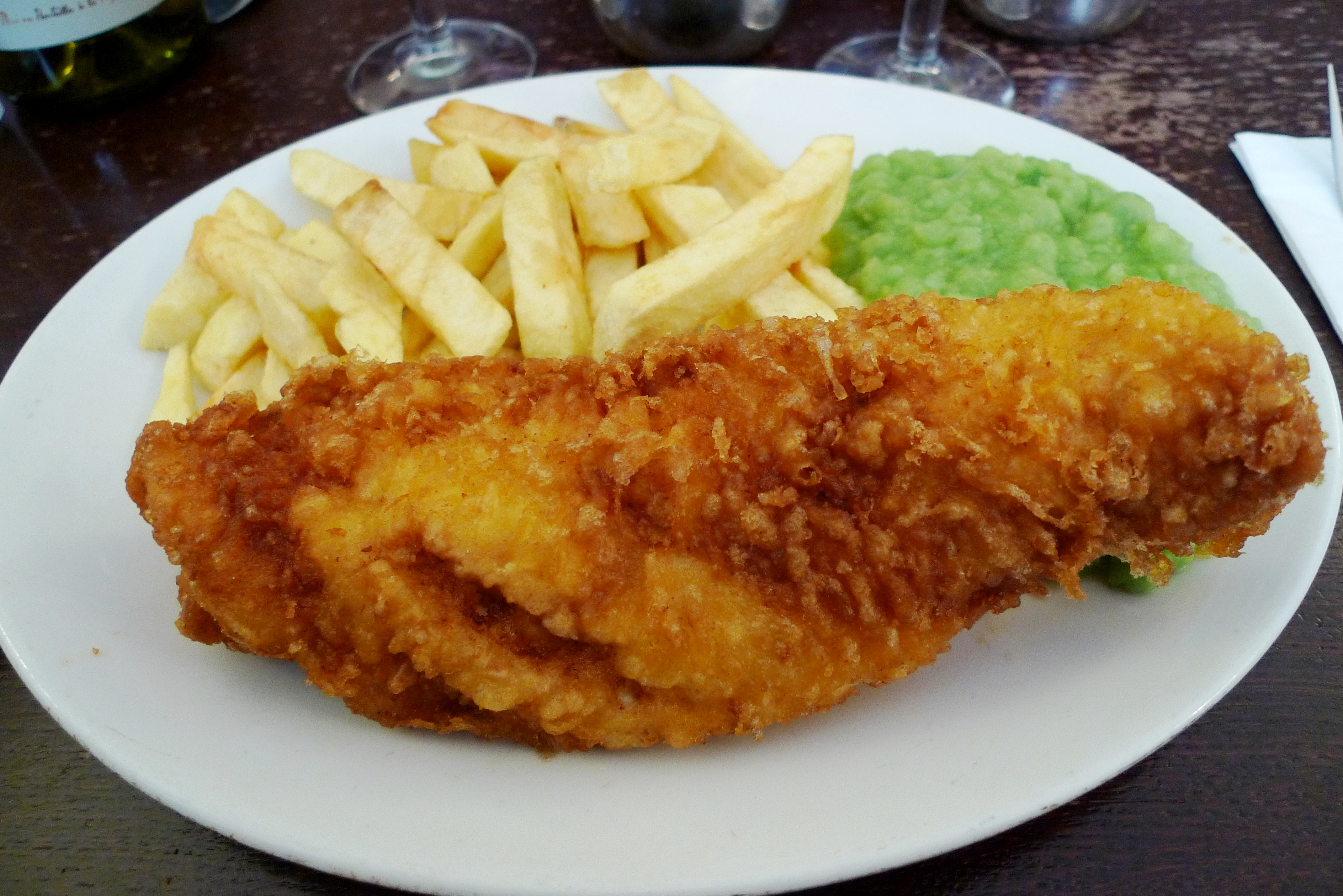 File golden hind marylebone london 6820332564 jpg for Fish and chips london