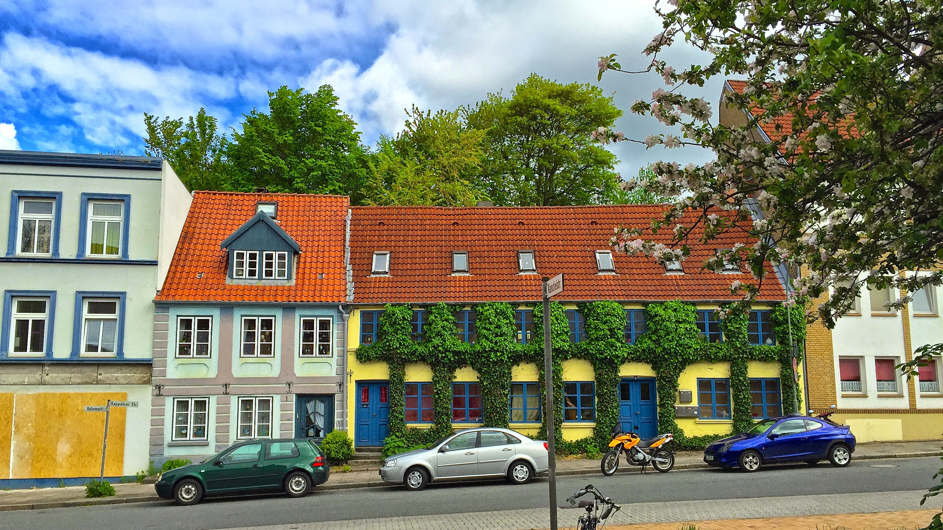 Kanzleistraße Flensburg file hafermarkt kappelner straße ecke kanzleistraße flensburg
