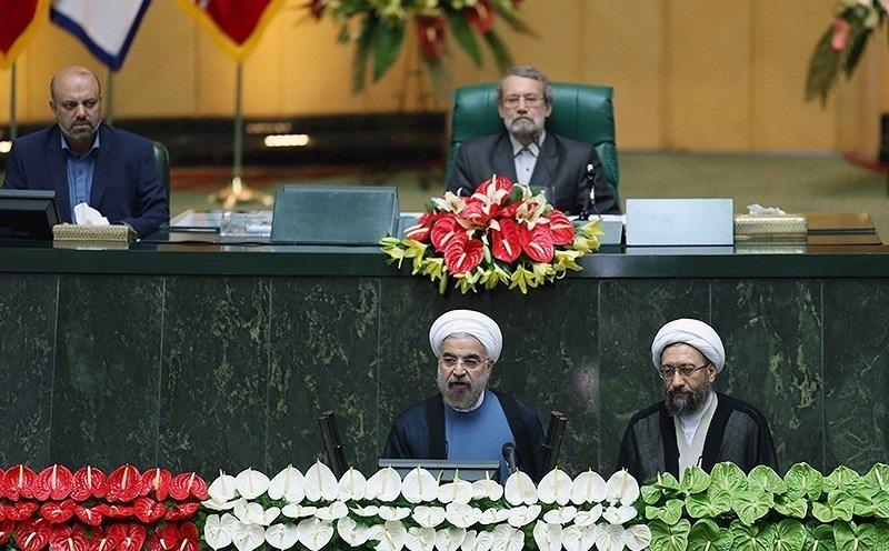 Hassan Rouhani inauguration 10