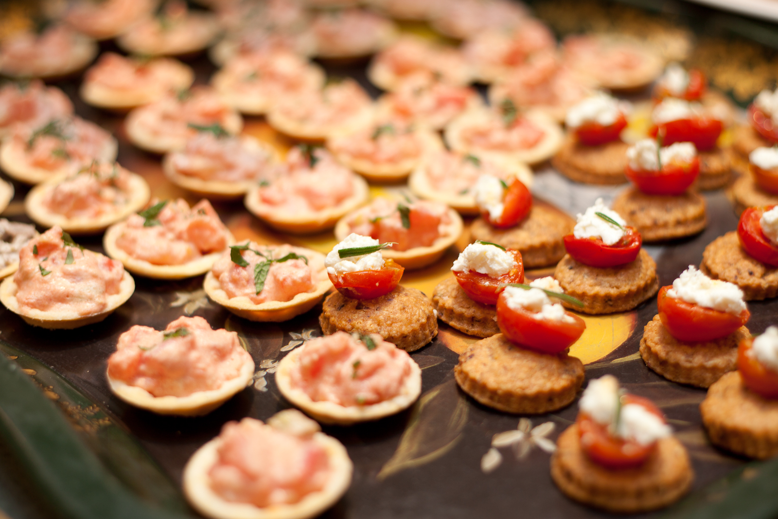 New Zealand Party Food