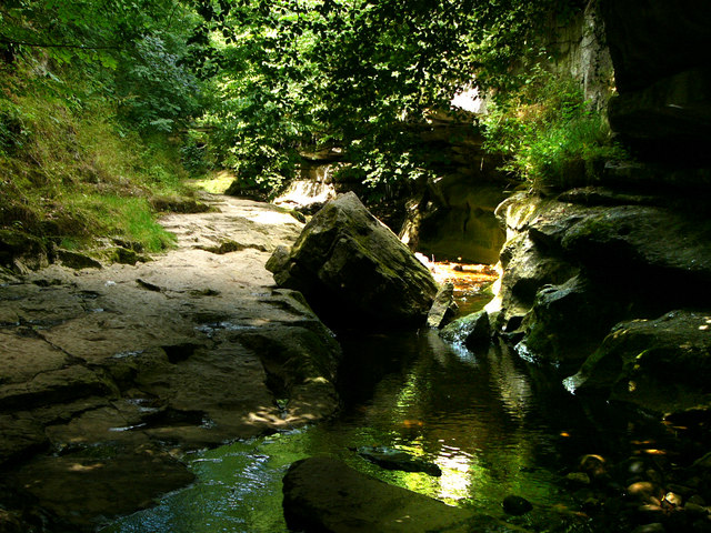 How Stean Gorge - geograph.org.uk - 445019