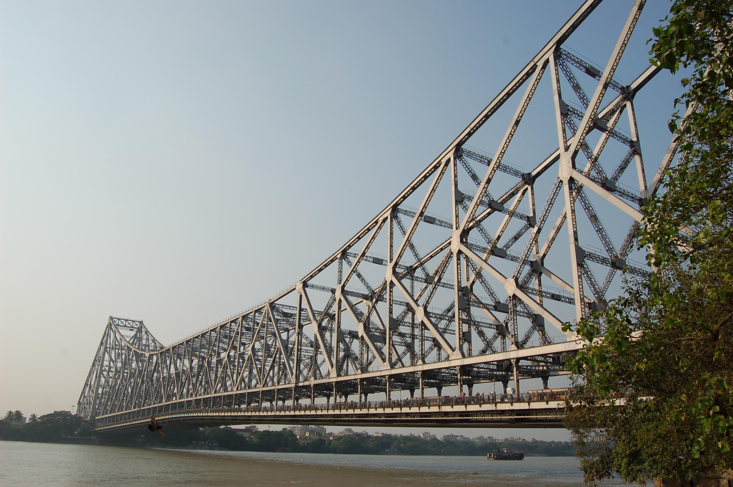 b4f32627a51 Howrah Bridge - Wikipedia