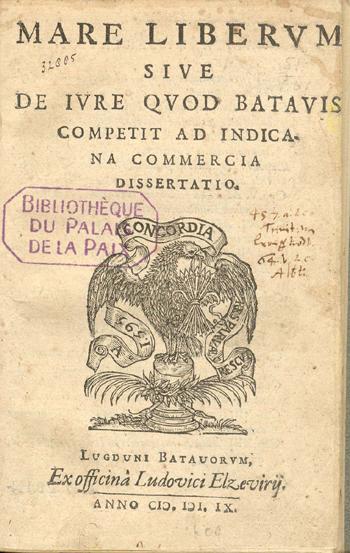 HugoGrotius-MareLiberum-1609