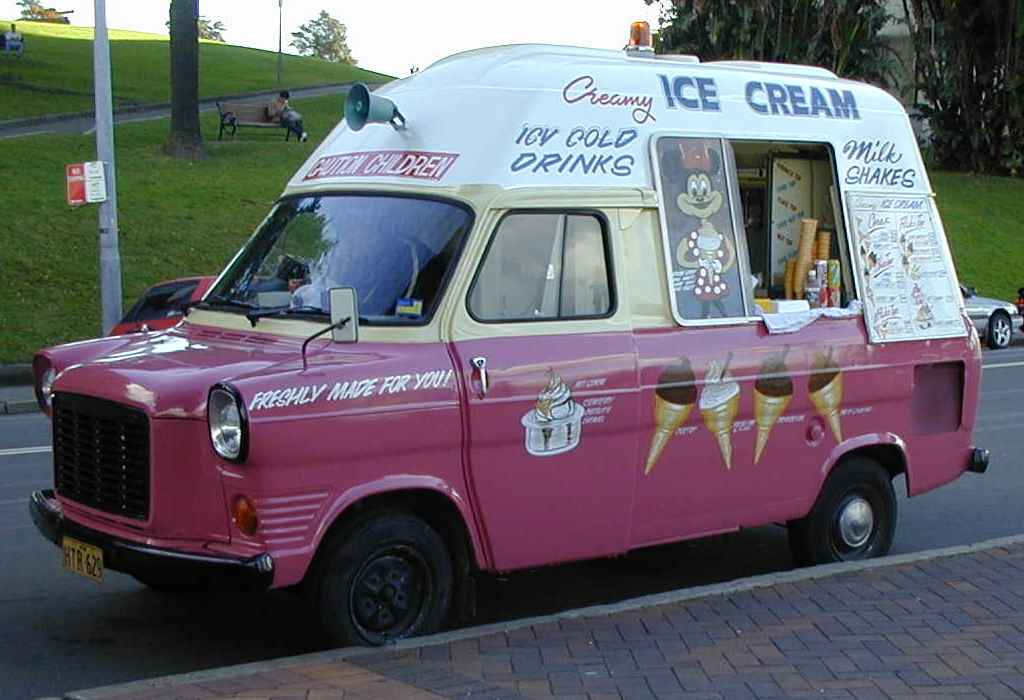 The Glasgow Ice-Cream War