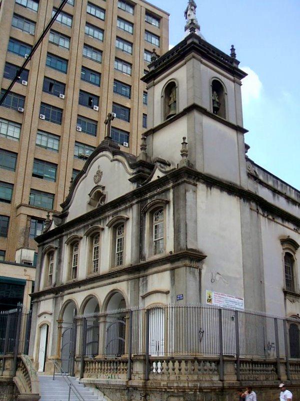 Igreja da Ordem Terceira do Carmo (São Paulo) – Wikipédia