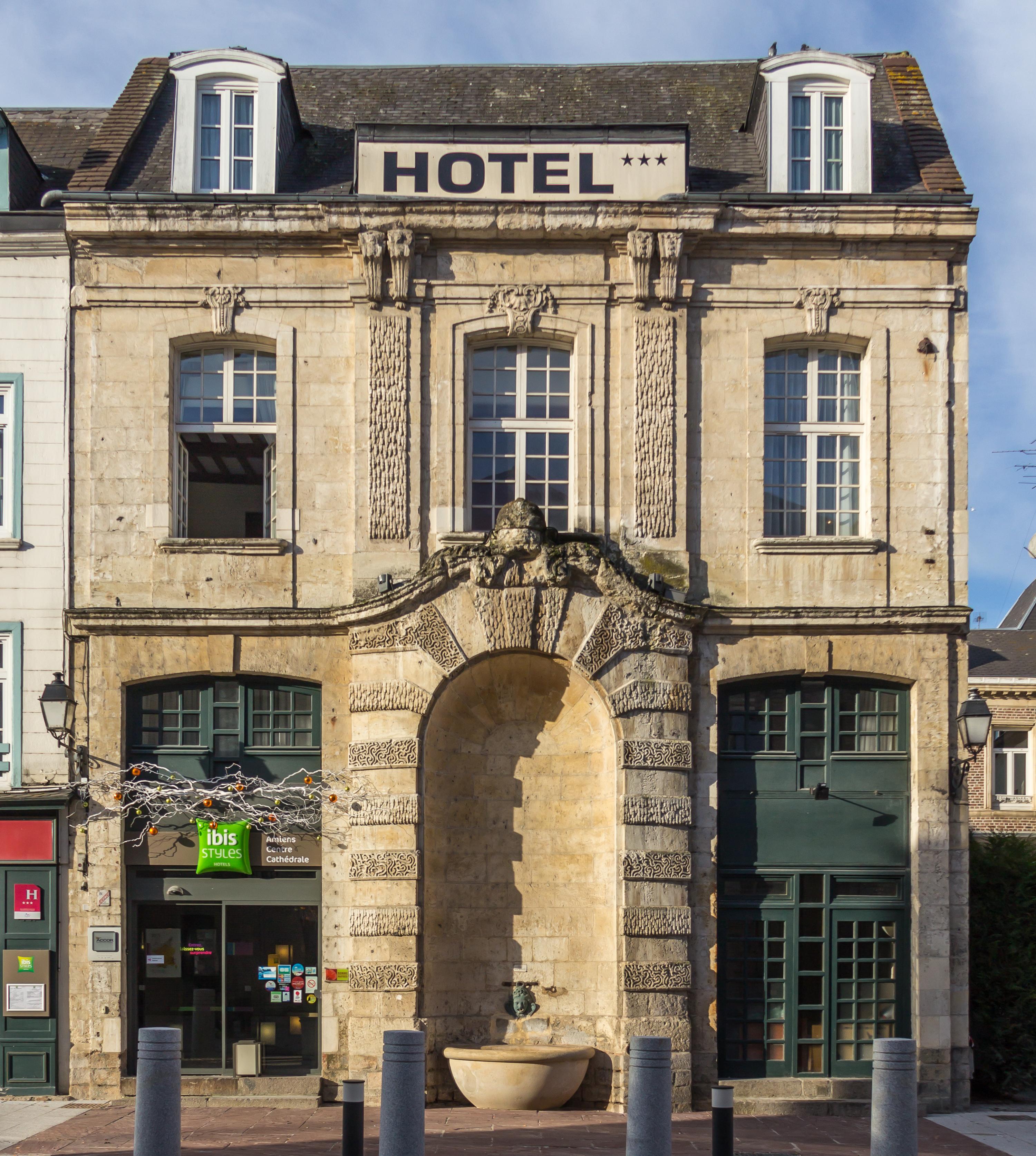 Hotel Ibis Styles Amiens