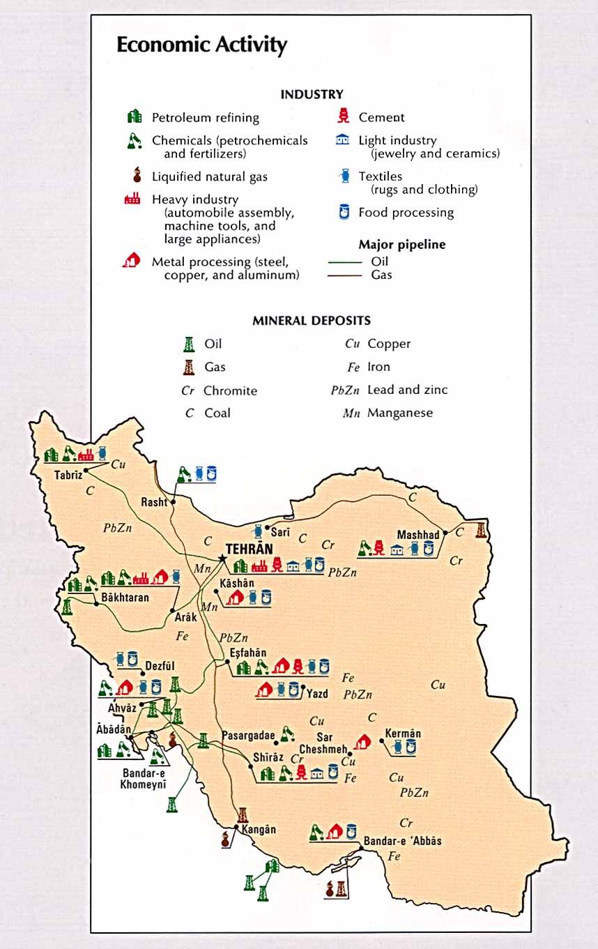 mining in iran wikiwand