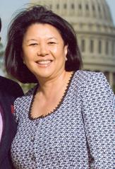 Irene Hirano American business executive