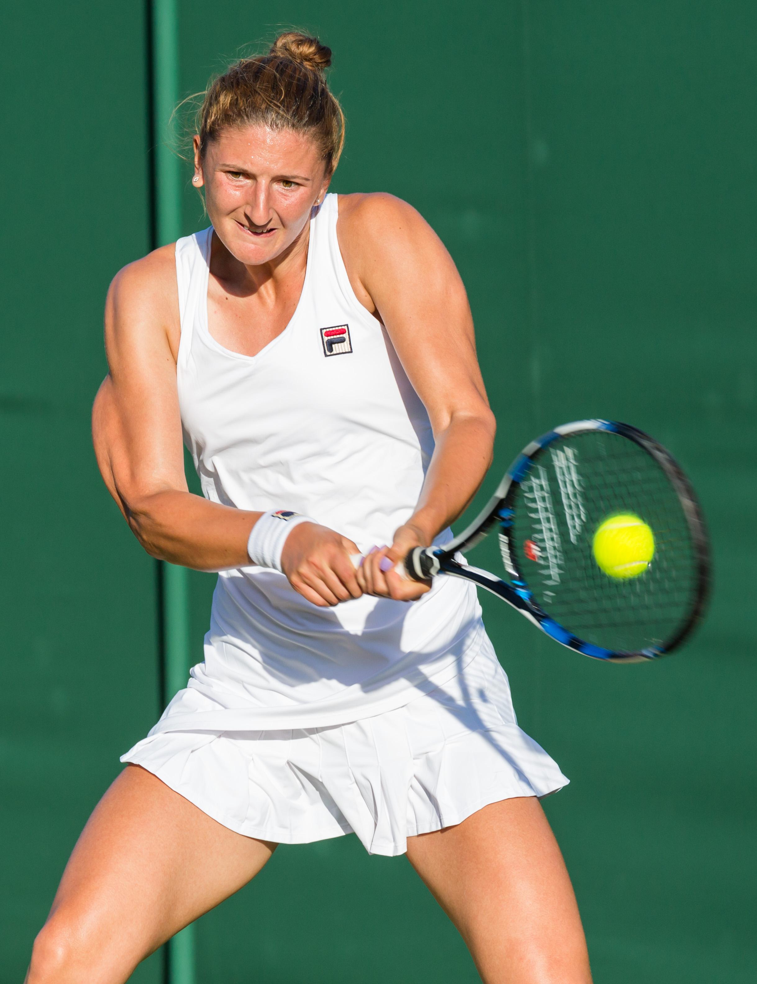 WTA Abierto Mexicano Telcel: Trio of seeds advance to ...  |Begu