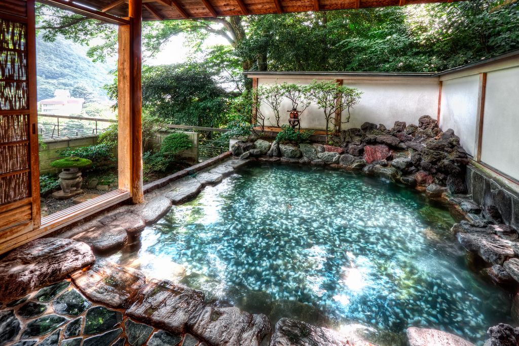 things to do in osaka - Bathe at an Onsen