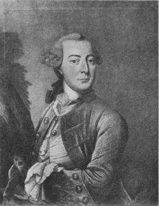 John Brown (1723–1808) Danish merchant, ship owner and landowner