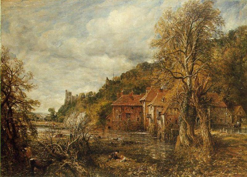 File:John Constable Arundel Mill and Castle.jpg