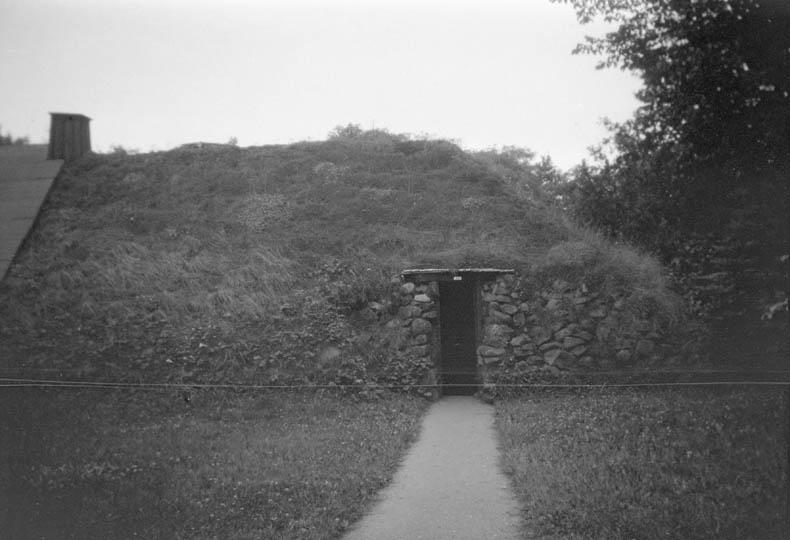 Jordkælder, Kongens Lyngby