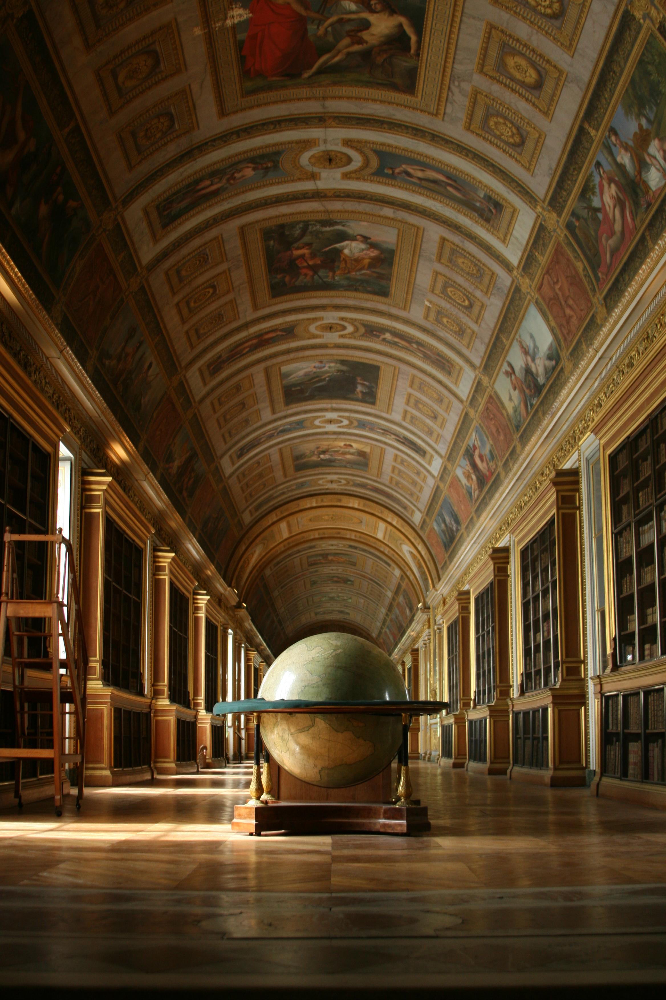 Palace of fontainebleau familypedia for Interieur francais