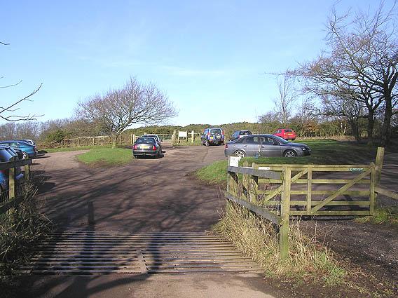 Lydeard Hill car park, Quantock Hills - geograph.org.uk - 109129