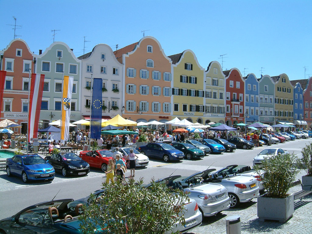 Upper Austria Travel Guide At Wikivoyage