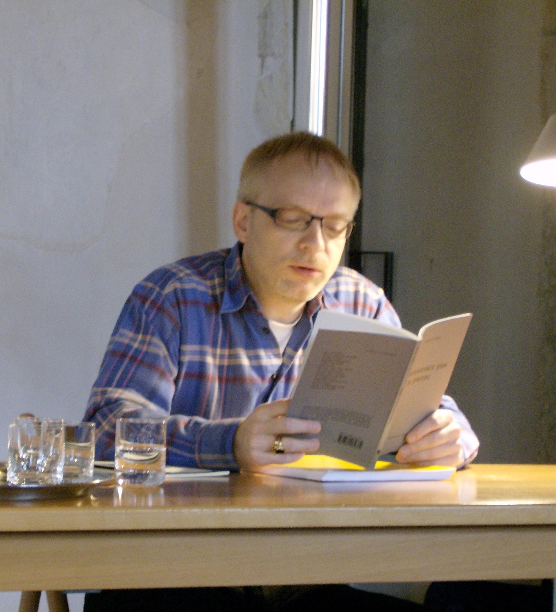 Markus Hediger swiss