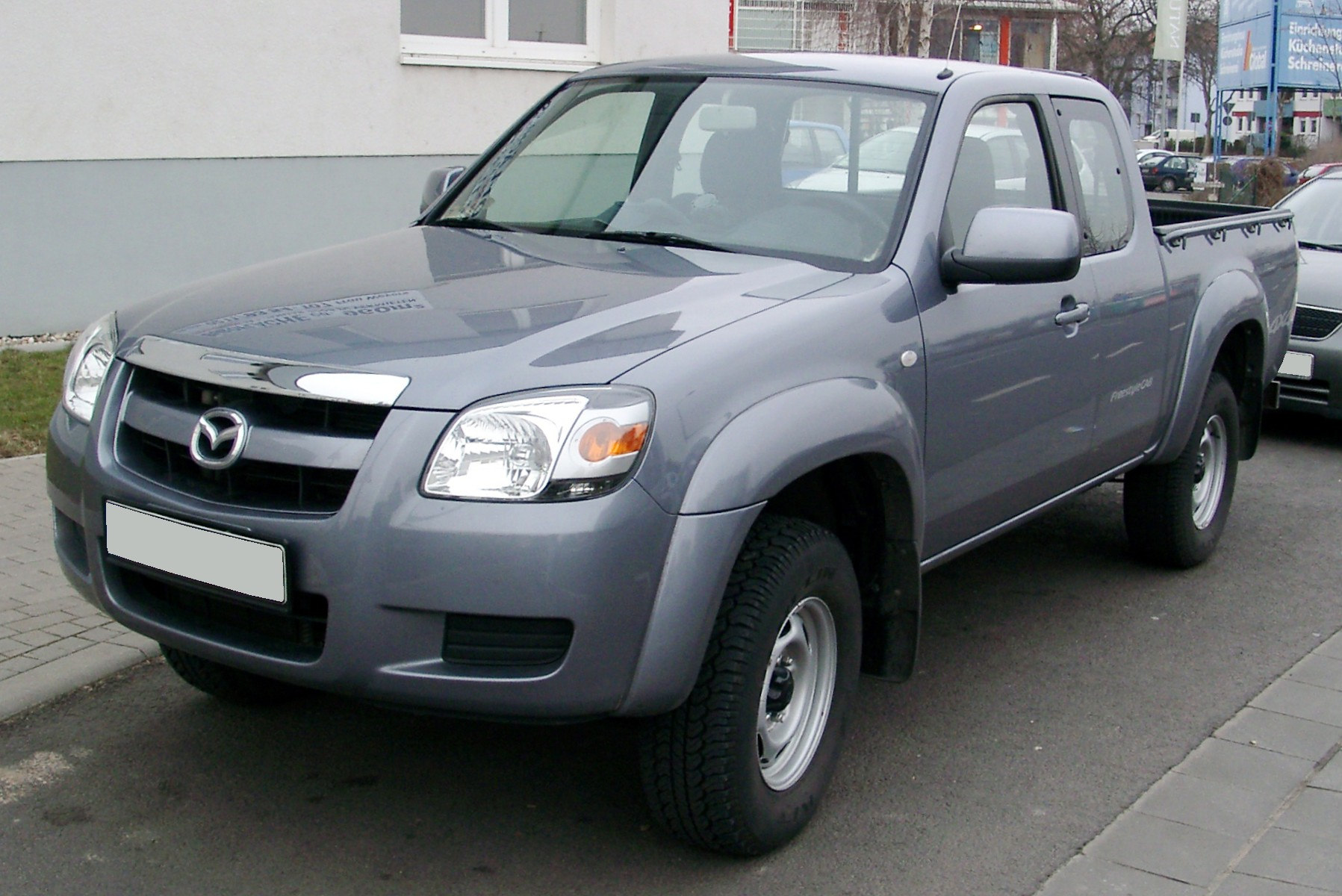 Mazda Bt Front on Ford 5 4 Timing Marks