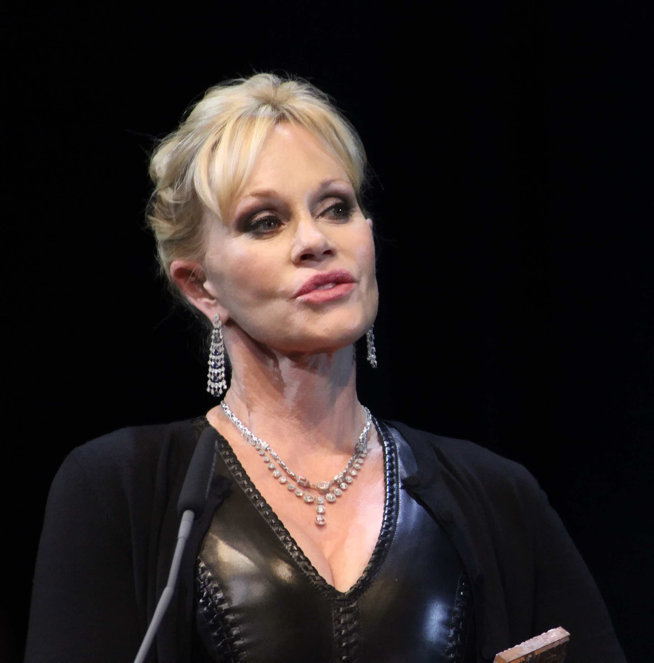 Melanie Griffith earned a  million dollar salary - leaving the net worth at 20 million in 2018