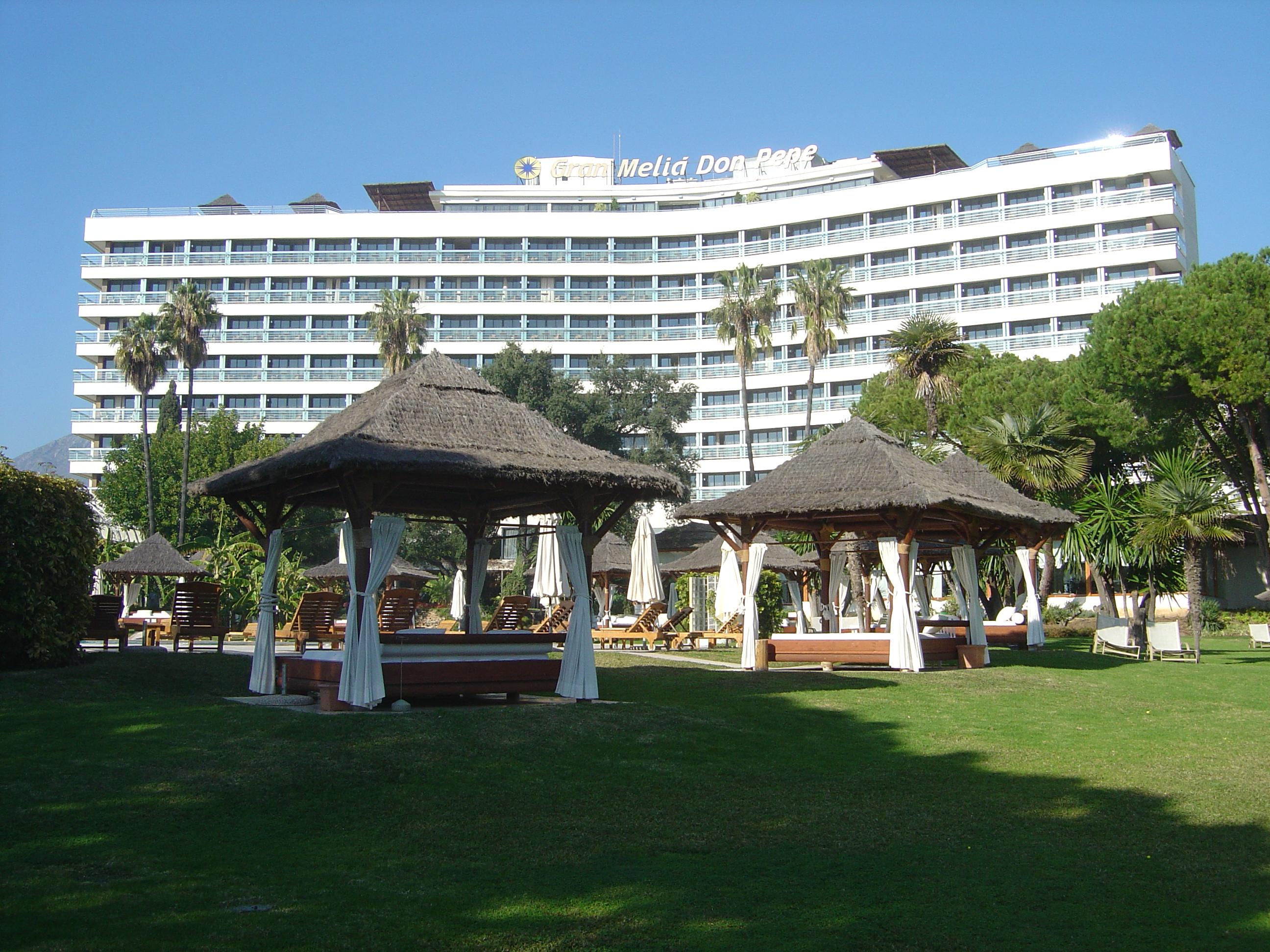 Hotel In Marbella Beach