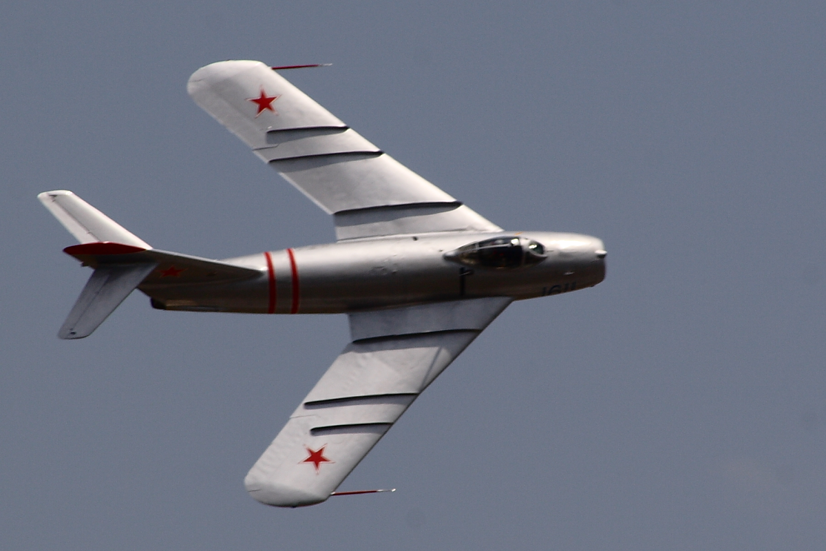 Depiction of Mikoyan-Gurevich MiG-17