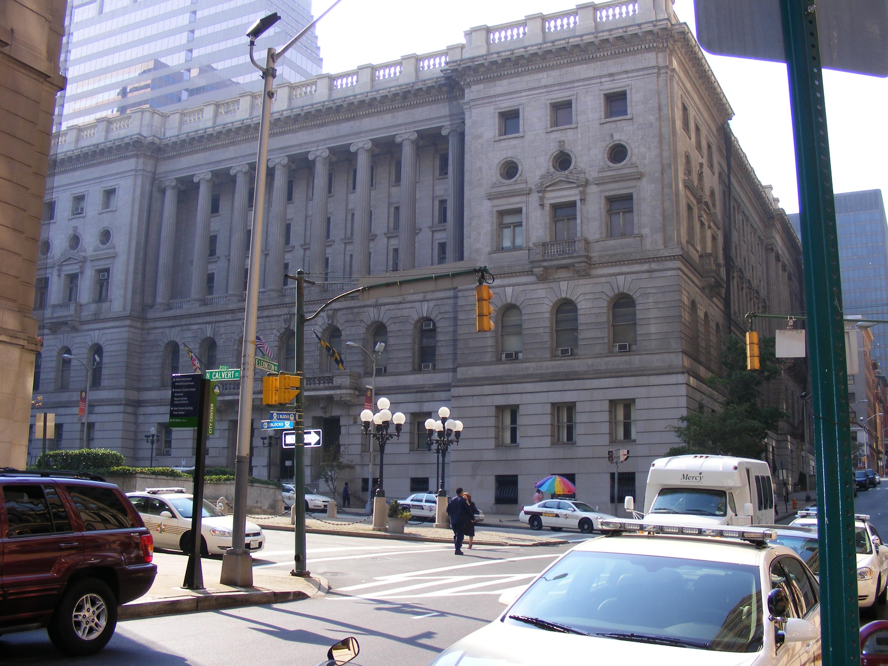 Baltimore City Circuit Courthouses - Wikipedia
