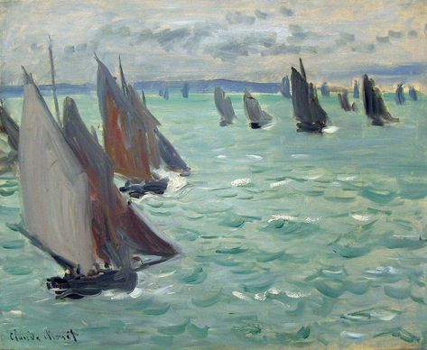 File:Monet Sailing Boats at Sea w125.jpg