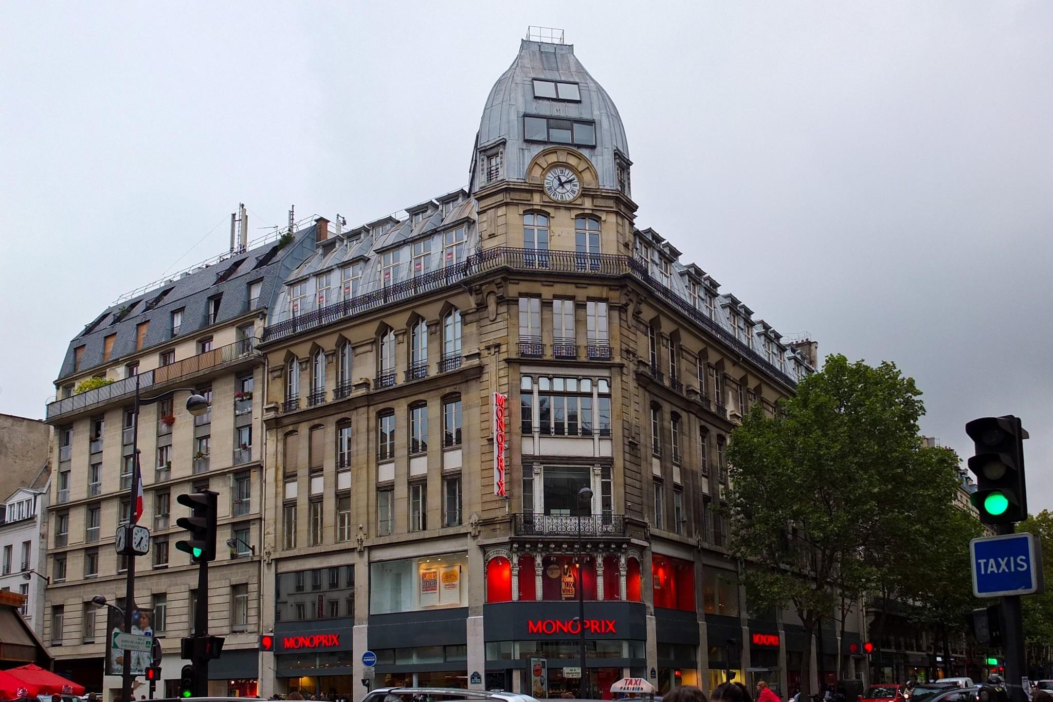 file monoprix rue du faubourg saint antoine avenue ledru rollin paris wikimedia. Black Bedroom Furniture Sets. Home Design Ideas