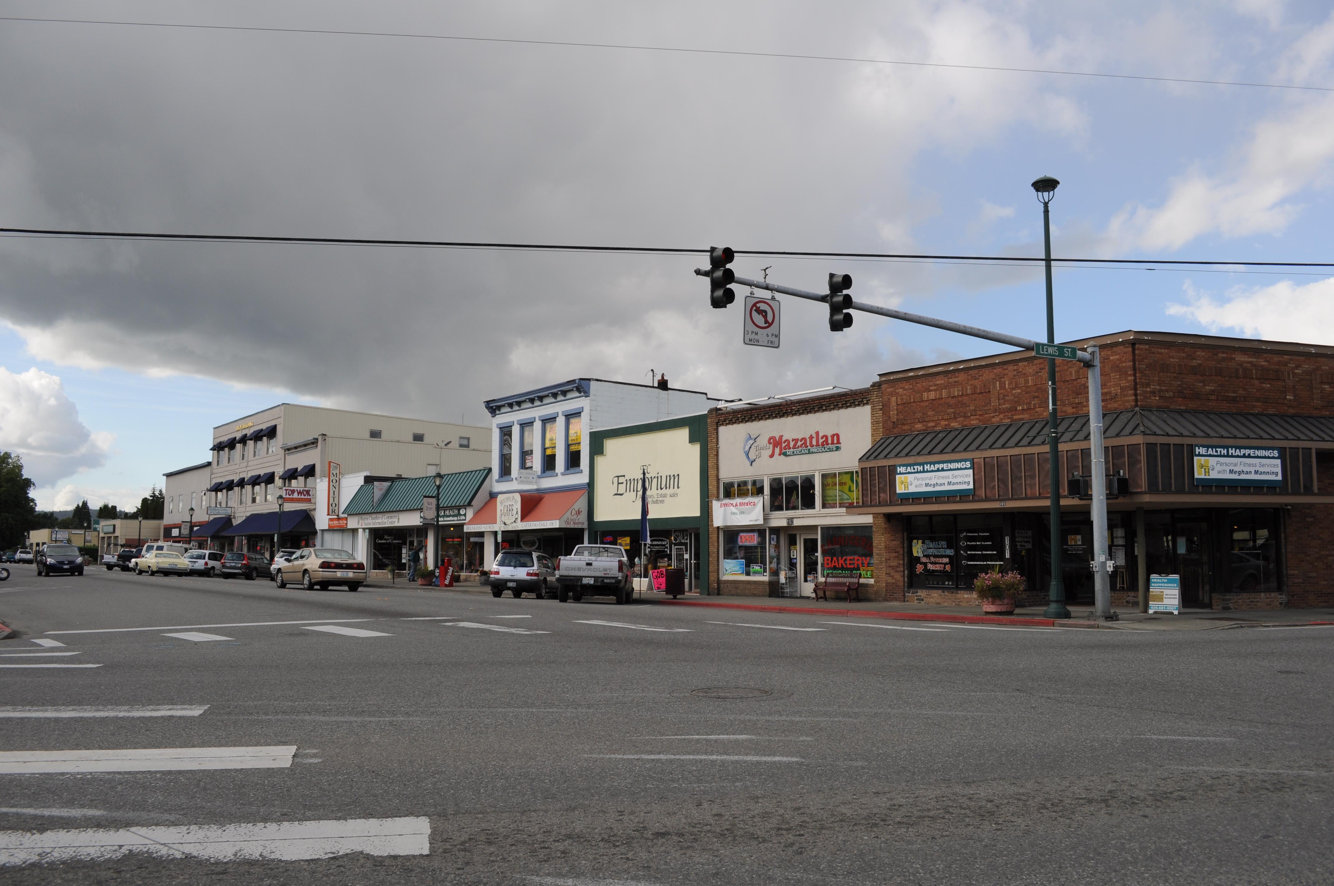 Main Street North Myrtle Beach Bars