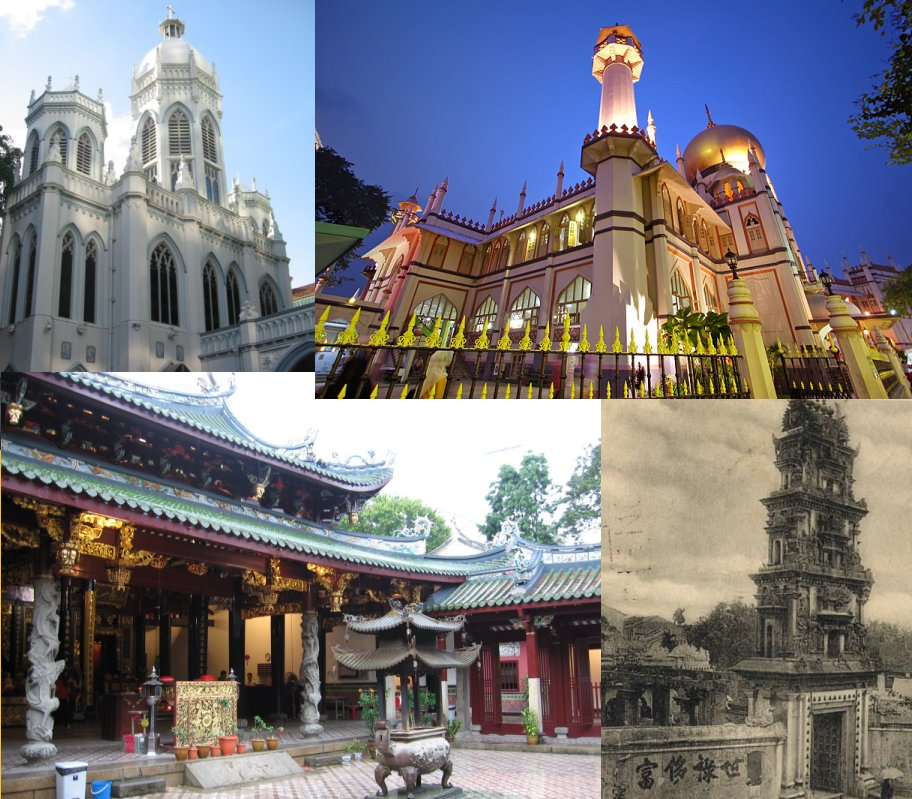 Article 15 of the constitution of singapore wikipedia for Religious buildings in india