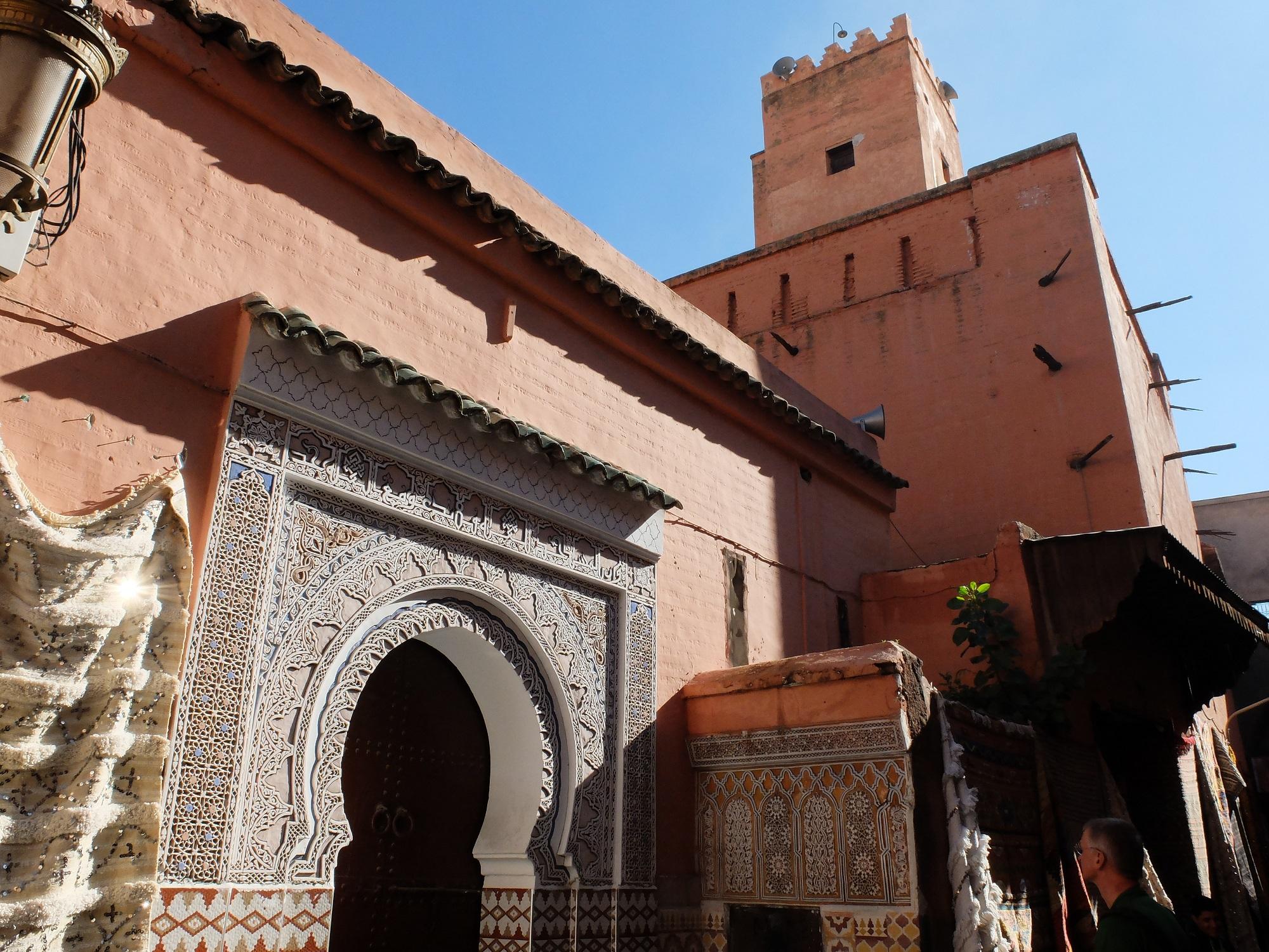 Mouassine Mosque Wikipedia