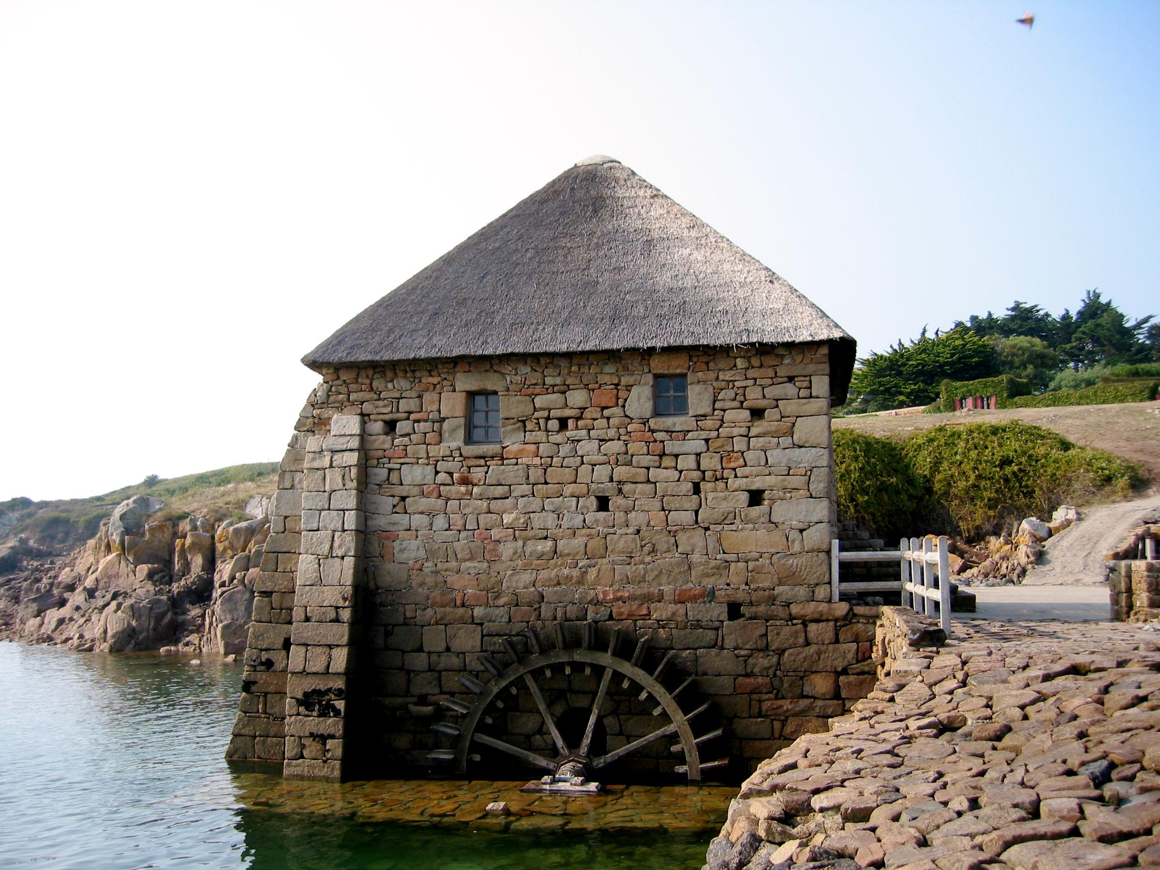 Moulin à marée — Wikipédia
